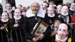William Shakespeare: Reino Unido festeja con numerosos actos los 400 años de la muerte de escritor [Fotos] - Noticias de san camilo