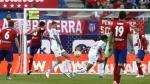Atlético de Madrid venció 1-0 al Málaga y se mantiene como líder de la Liga española [Fotos y video] - Noticias de lucas castro