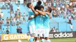 Sporting Cristal venció 1-0 a Ayacucho FC y se acerca a los líderes del Torneo Apertura [Video] - Noticias de edgar ospina