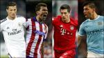 Champions League: Esta es la programación de los partidos de esta semana - Noticias de vicente calderon