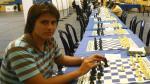 El ajedrecista Emilio Córdova se casó y radicará en Lima - Noticias de emilio cordova