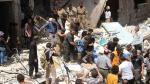 Siria: Al menos 27 muertos tras bombardeo sobre un hospital en Alepo [Fotos] - Noticias de muertos