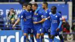 Leicester podría ganar la Premier League por primera vez en su historia. (Reuters)