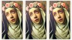 Mira el rostro original de Santa Rosa de Lima a 430 años de su nacimiento - Noticias de basílica de santa rosa
