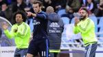 Real Madrid se impuso 1-0 a la Real Sociedad con gol de Gareth Bale. (AFP)
