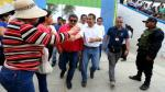 Humala dice que colabora con el Ministerio Público en caso de agendas. (Prensa Presidencia)