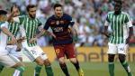 Barcelona venció 2-0 al Real Betis y sigue firme hacia el título de la Liga española [Fotos y video] - Noticias de heiko westermann