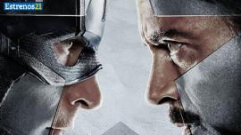 Estrenos.21: Llegó a la cartelera 'Capitán América: Civil War' [Video]