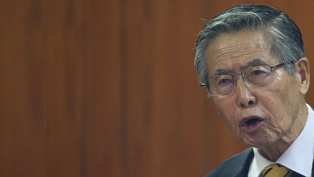TC rechazó recurso para anular condena de Alberto Fujimori a 25 años de prisión