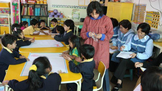 estudiar educacion inicial peru: