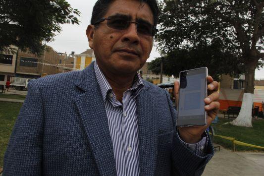 Alcalde Javier Rodríguez toma medidas para su seguridad.