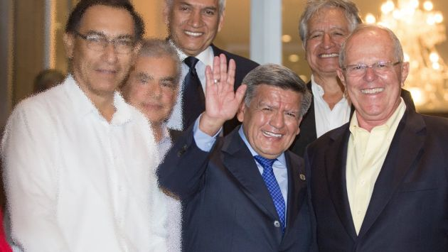 PPK: En el partido de Kuczynski defienden su alianza con César Acuña