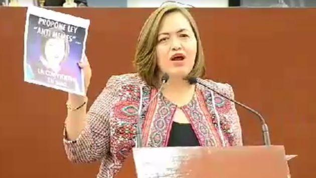 Congresista del PRI (Partido Revolucionario Institucional) planteó polémico proyecto de ley