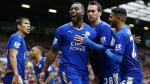 El Leicester City es el nuevo campeón de la Premier League. (EFE)