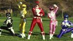 Mighty Morphin Power Rangers (1993, 1994 y 1995)