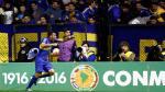 Boca Juniors se impuso 3-1 a Cerro Porteño y enfrentará a Nacional de Uruguay en la Copa Libertadores [Video]