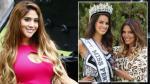 """Jessica Newton: Melissa Paredes dice que """"está fuera de sus cabales"""" por criticar el Miss Perú [Video] - Noticias de esto es guerra"""