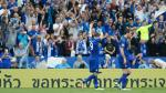 Leicester City le sacó lustre al título de la Premier League con victoria 3-1 al Everton [Fotos y video] - Noticias de kevin mirallas