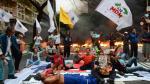 Brasil: Se intensifican protestas a favor de Dilma Rousseff a un día del juicio político [Fotos] - Noticias de rio parana