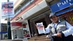 Surco: Sancionarán con S/350 a los que laven autos en la vía pública - Noticias de falta de higiene