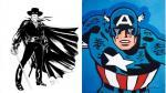 """Frank Miller: """"El Zorro es mucho más interesante que el Capitán América"""" - Noticias de frank miller"""
