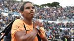 Rafael Nadal volvió a su mejor nivel pero no pudo ganar a un soberbio Novak Djokovic en Roma - Noticias de roland garros