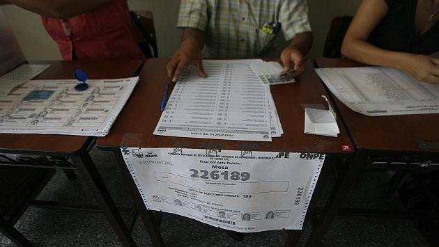 Revocatoria: Desde este 1 de junio se podrá adquirir kits para solicitar salida de alcaldes y autoridades regionales. (Perú21)