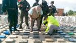 Colombia: Incautan cargamento de cocaína más grande de la historia - Noticias de roberto soldado