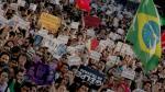 Brasil: Michel Temer arrancó su mandato en medio de críticas y protestas - Noticias de clases sociales