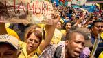 Venezuela: Crisis se agrava y Ramos Allup alertó sobre golpe al Parlamento - Noticias de ejercicios militares