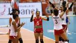 Selección peruana de vóley cayó 3-0 ante Italia en el Preolímpico de Japón [Fotos] - Noticias de carla rueda