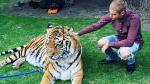 Justin Bieber despertó la furia de PETA tras posar con animales exóticos en cautiverio - Noticias de lisa may