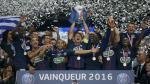 PSG derrotó 4-2 al Marsella con doblete de Zlatan Ibrahimovic y conquistó la Copa de Francia - Noticias de laurent blanc