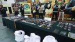Policía Nacional le declara la guerra a la venta de celulares robados - Noticias de setima region policial lima