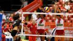 Perú cayó 3-0 Tailandia en su último partido en el Preolímpico. (FPV)