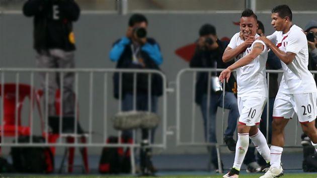 Perú goléo 4-0 a Trinidad y Tobago con anotaciones de Da Silva y Benavente