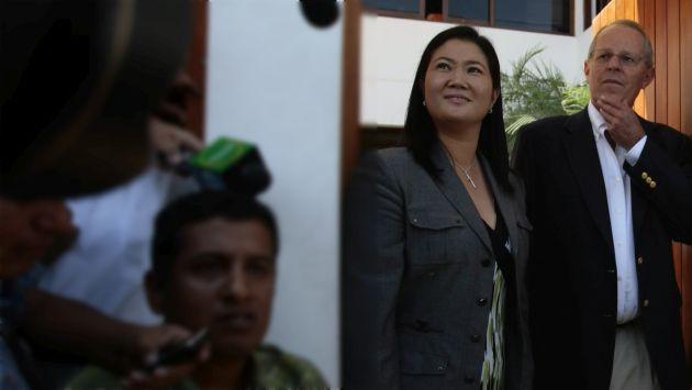 PPK y Keiko Fujimori: Tribunal de Honor del Pacto Ético les llamó la atención