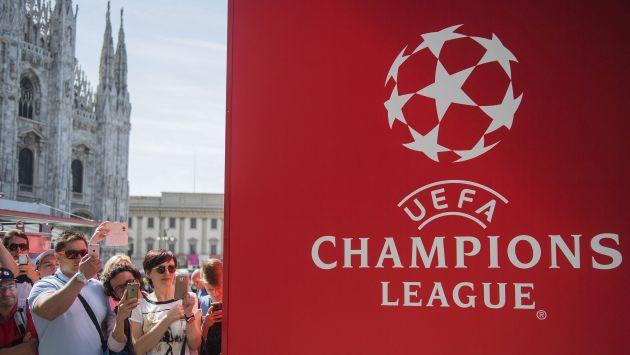 Encuentro por Champions League iniciará el sábado a la 1:45 pm. (EFE)
