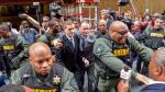 Baltimore: Absuelven a policía acusado de la muerte de Freddie Gray. (Reuters)