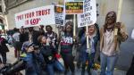 Baltimore: Absuelven a policía acusado de la muerte de Freddie Gray [Fotos y Video] - Noticias de las mujeres de negro