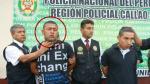 Callao. Caso extraño: López fue detenido en febrero del 2015. (USI)