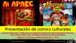 """Publican los cómics """"Ai Apaec, el dios decapitador"""" y """"Naylamp y los grandes señores de Lambayeque"""" - Noticias de juan acevedo"""