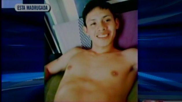 Joven fue asesinado de siete disparos. (América Noticias)