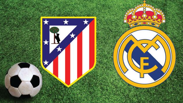 Atletico Madrid Vs Real Madrid: Real Madrid Vs. Atlético De Madrid: Las Estadísticas Del