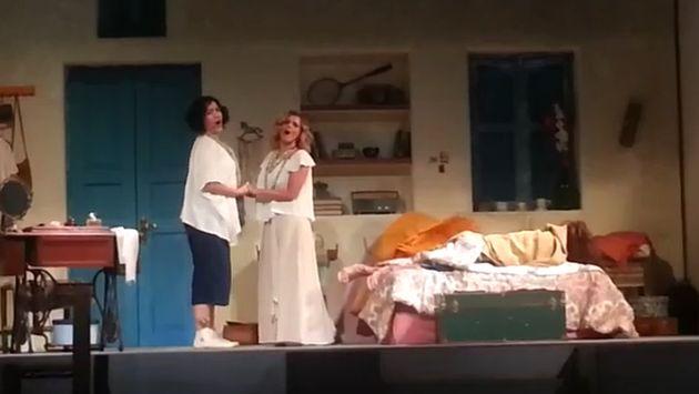 'Mamma Mía', el musical, se estrena este miércoles 1 de junio. (Captura de TV)