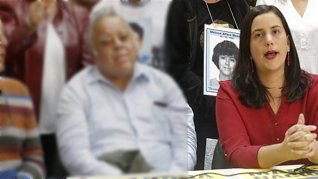 Verónika Mendoza: 'No hay necesidad de ninguna reunión con PPK' [Video]