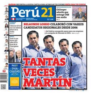 Tantas veces Martín