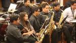 Big Band PUCP presentará disco en el Gran Teatro Nacional - Noticias de miguel villalobos
