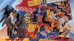 Fortunato Depero: El arte en la calle y en el aire - Noticias de afiches