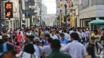 IPE: Hombres ganan cerca de un tercio más que las mujeres en el Perú - Noticias de arequipa